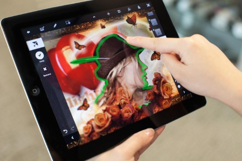 Photoshop gratuit sur Android et Iphone