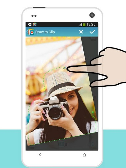 5 applications pour faire des montages photo avec android